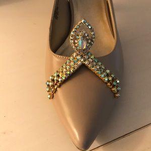 RARE Vintage Shoe Clips